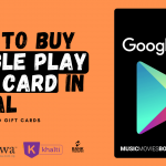 How to Buy Google Play Gift Card in Nepal?